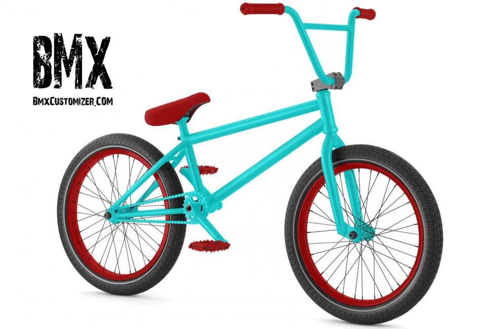Bmx Bikes Reno Nv Customized BMX Bike Design