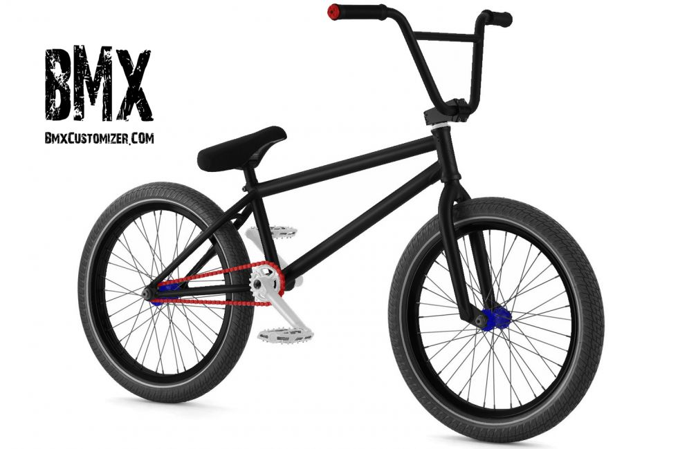 My BMX for real :D JAMIS FRAME & FORK DOUBLE WALLED RIMS MONGOOSE ...