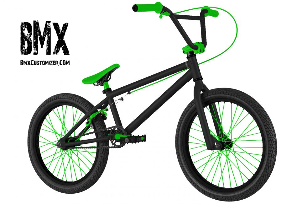 Customized BMX Bike Design 146719