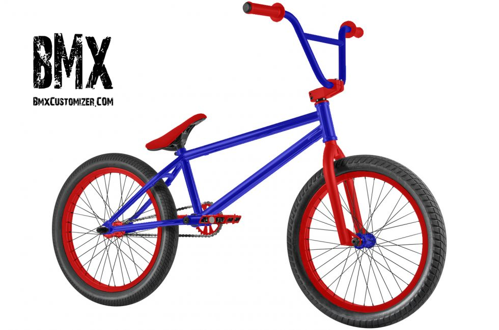 Customized BMX Bike Design 150990
