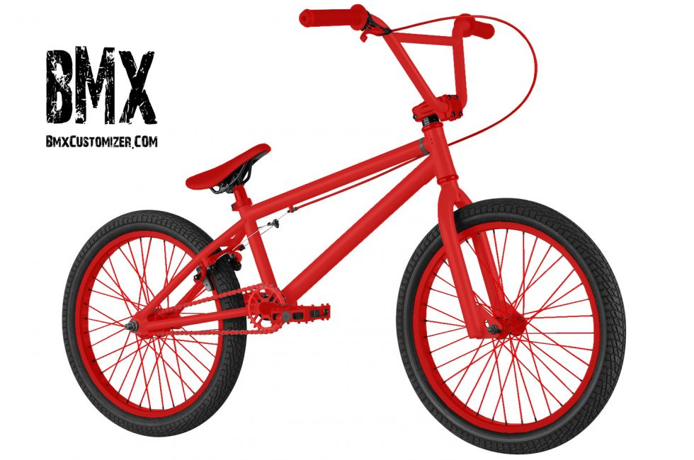 Bmx Bikes In San Antonio Customized BMX Bike Design