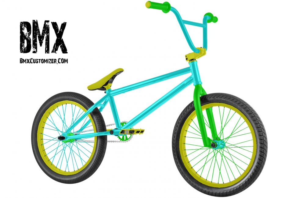 Bmx Bikes Columbus Ohio Customized BMX Bike Design