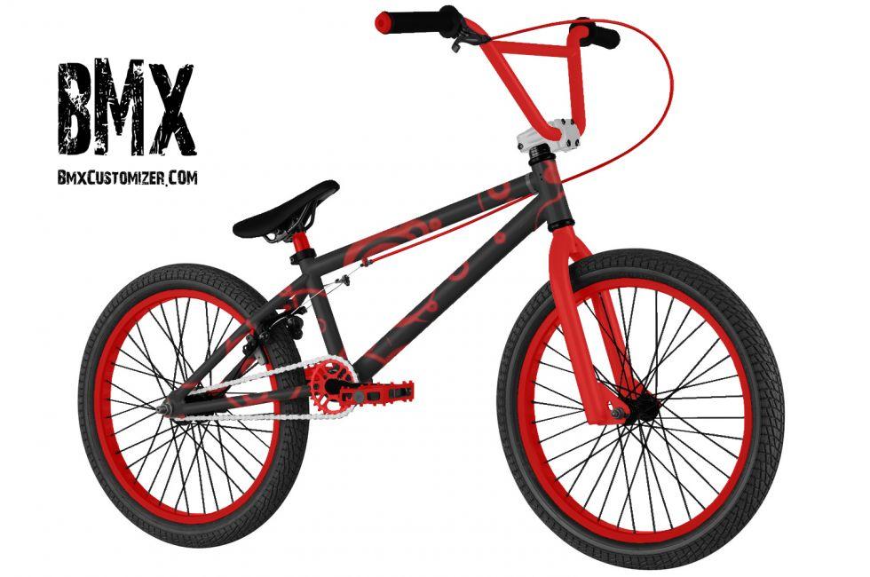 My enemy bmx bike set.. yohananpolintan