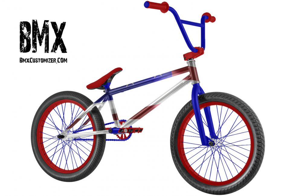 Customized BMX Bike Design 196107