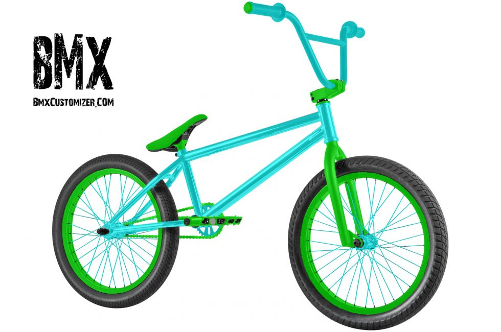 Customized BMX Bike Design 197146