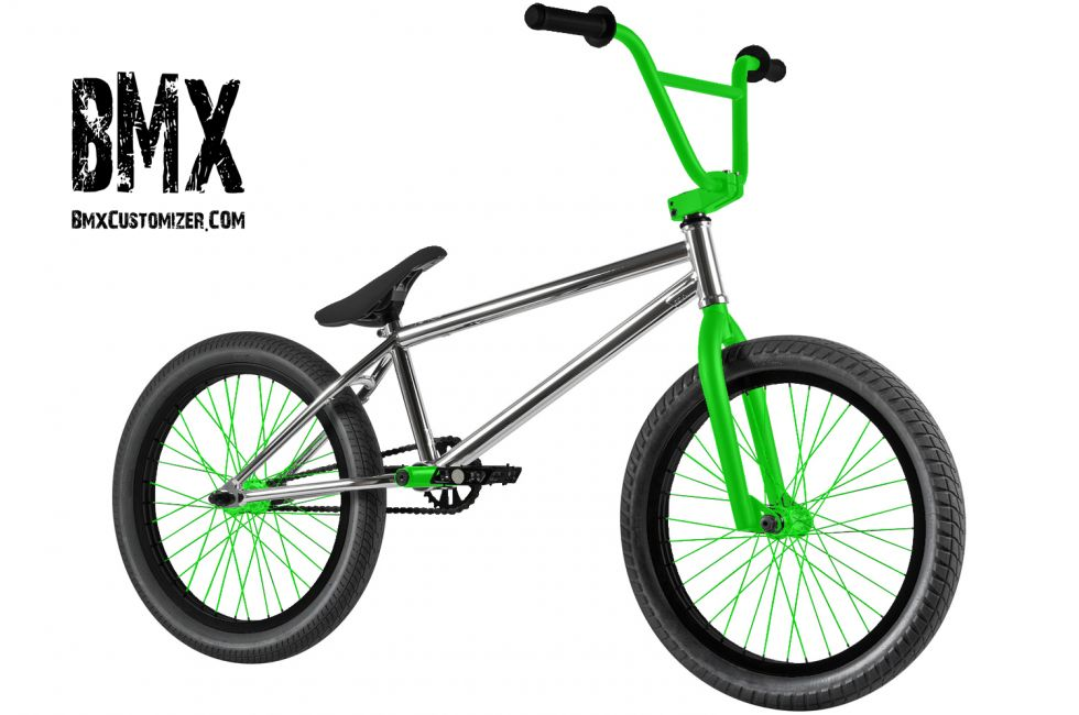 Customized BMX Bike Design 202586