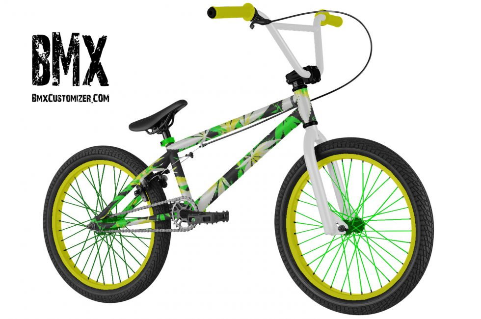 Customized BMX Bike Design 202937