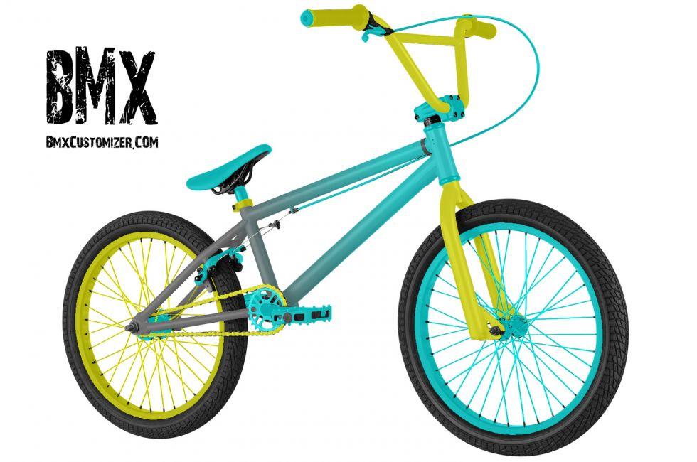 New Bike design.