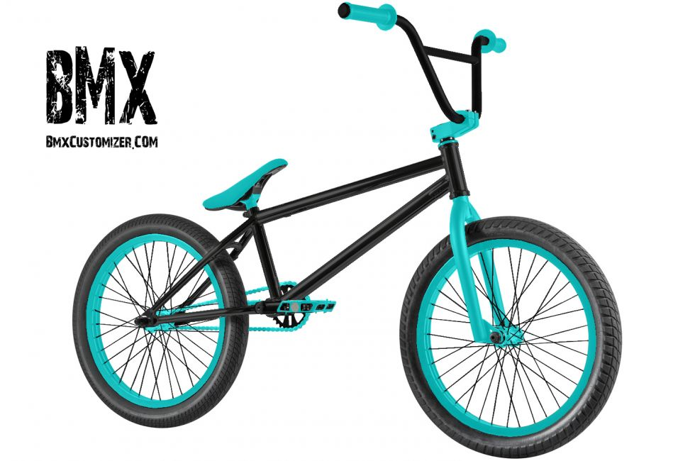 Customized BMX Bike Design 218023