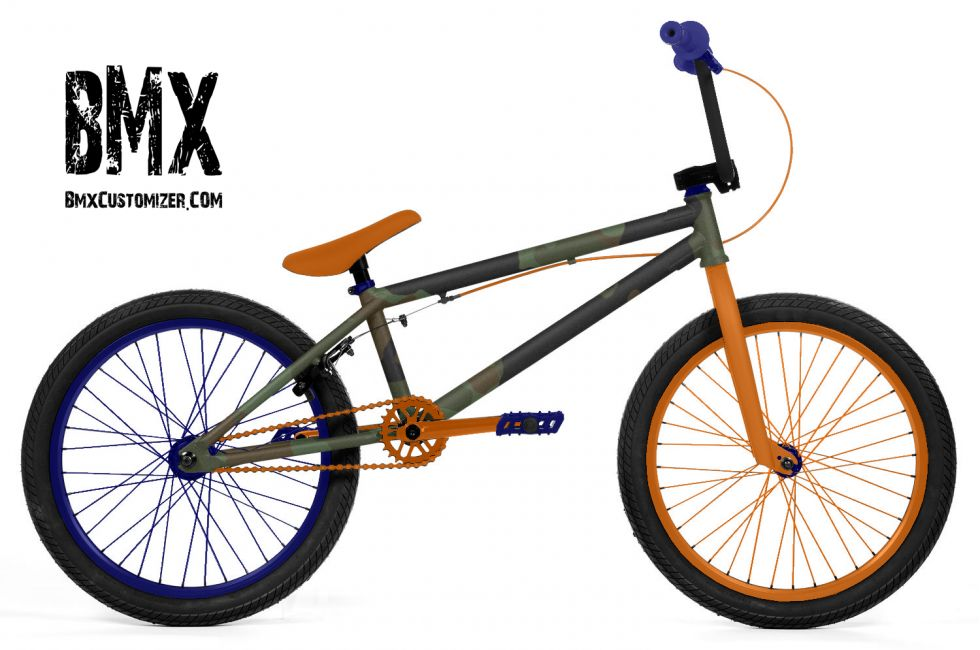 One Of The Coolest Bmx Bike I Ve Ever Seen