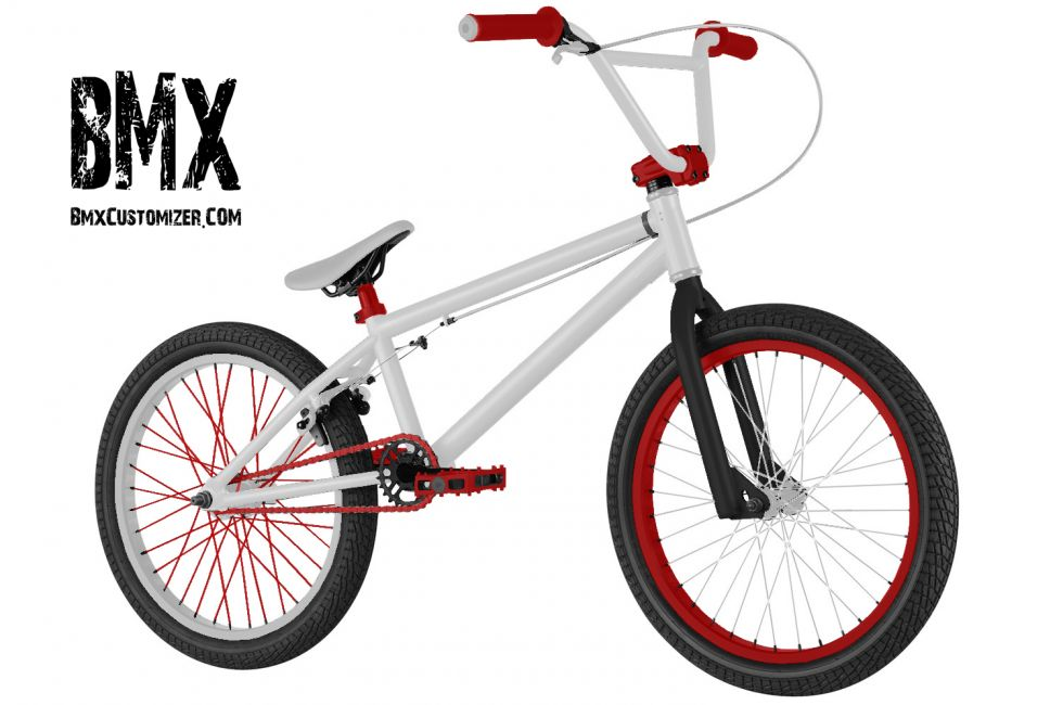 Customized BMX Bike Design 220167