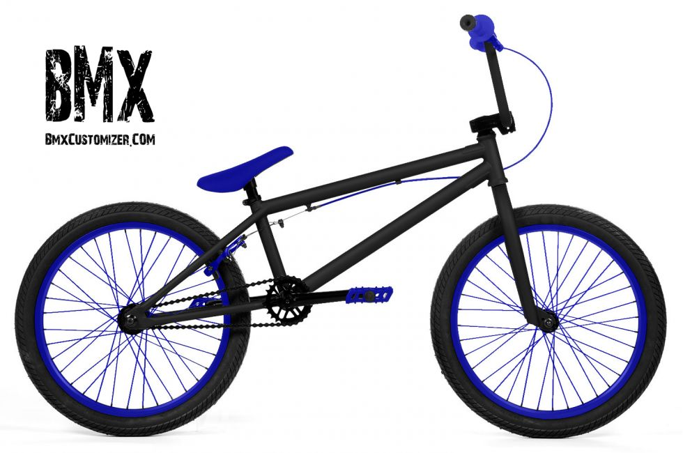 Customized BMX Bike Design 224666