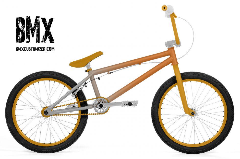 Cool Paint Jobs Bmx Bike