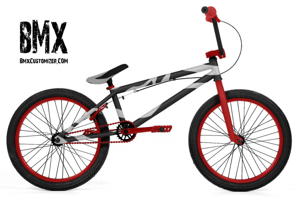 Customized BMX Bike Design 229206