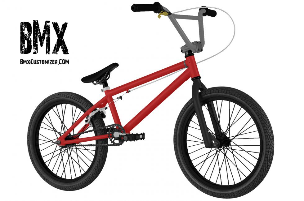 Customized BMX Bike Design 239628