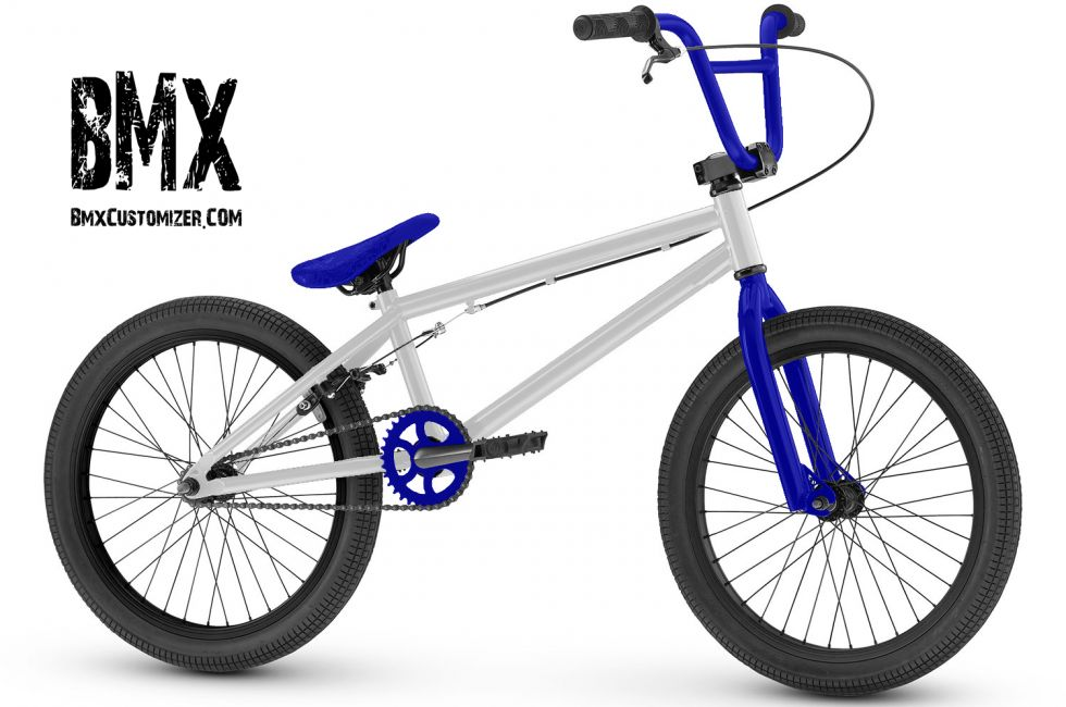 Customized BMX Bike Design 240085