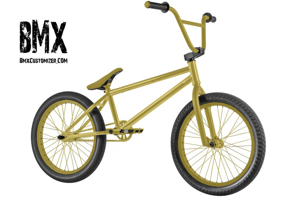 Customized BMX Bike Design 241426