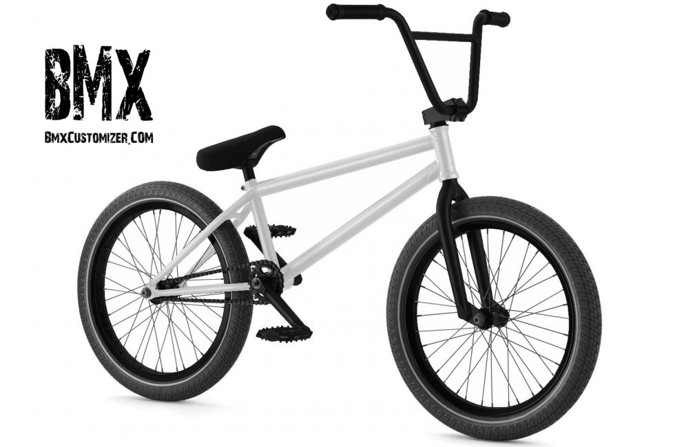 2016 Custom Bmx Frankenstein Mixture Of Target And
