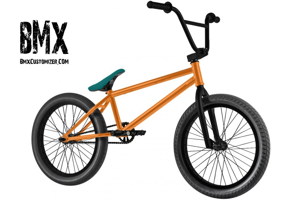 Customized BMX Bike Design 243995