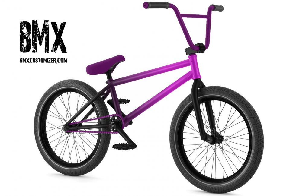 Customized BMX Bike Design 245976