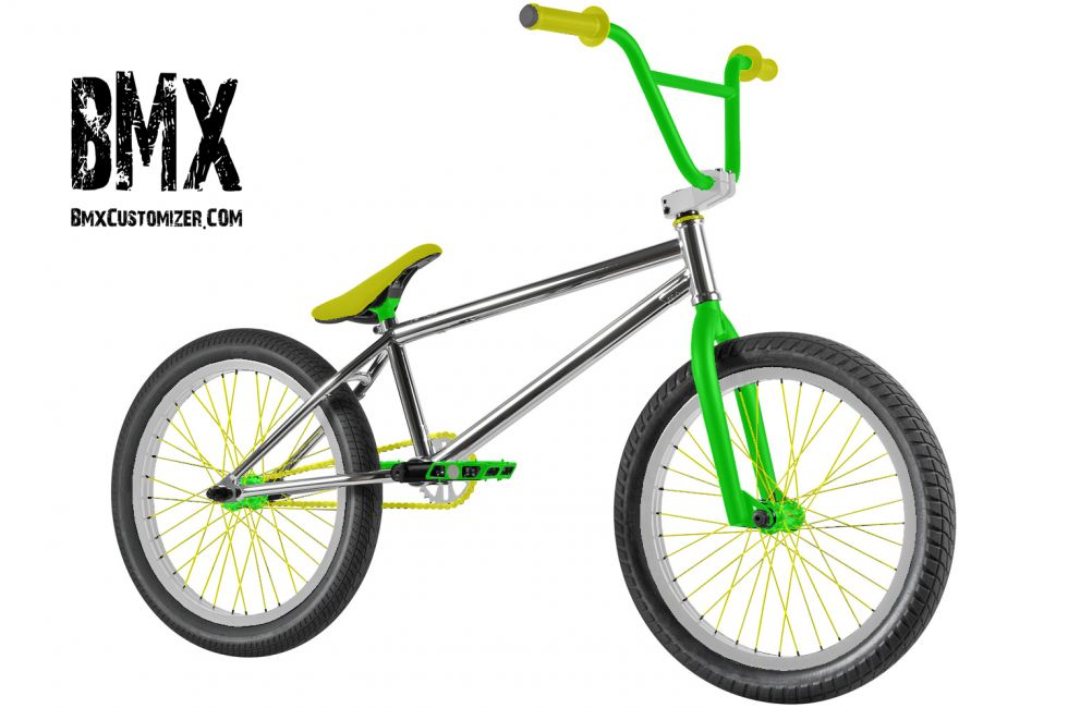 Customized BMX Bike Design 246869