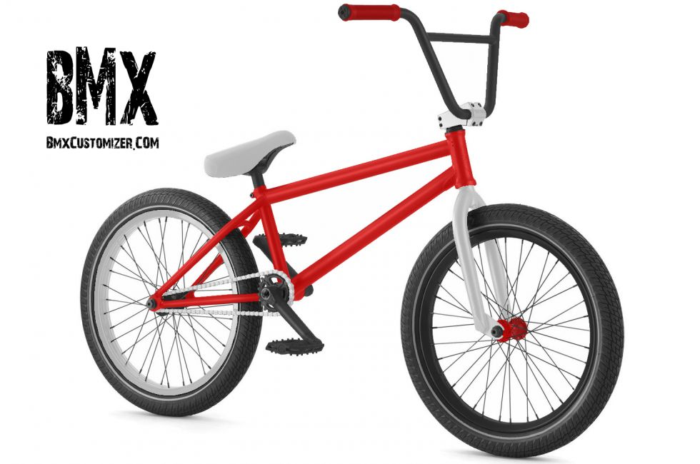 Customized BMX Bike Design 246985