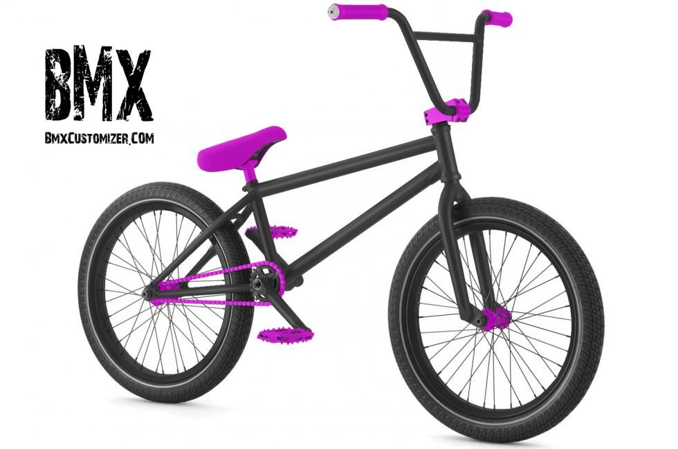 Customized BMX Bike Design 247385