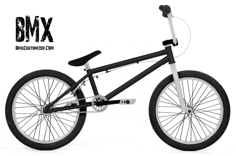 Customized BMX Bike Design 248072
