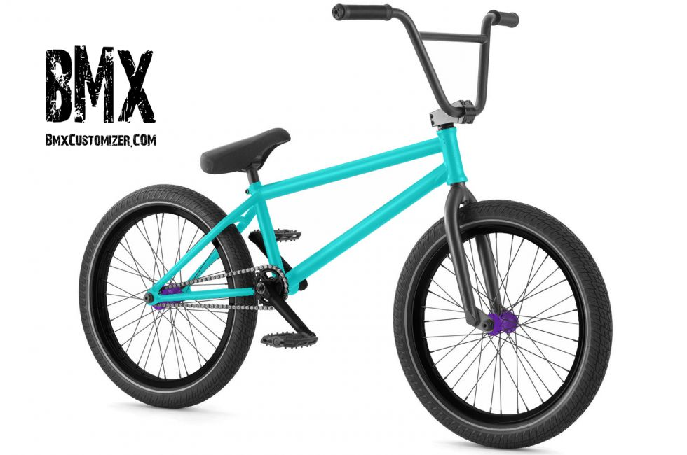 Customized BMX Bike Design 249571
