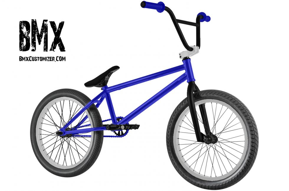 Customized BMX Bike Design 260508