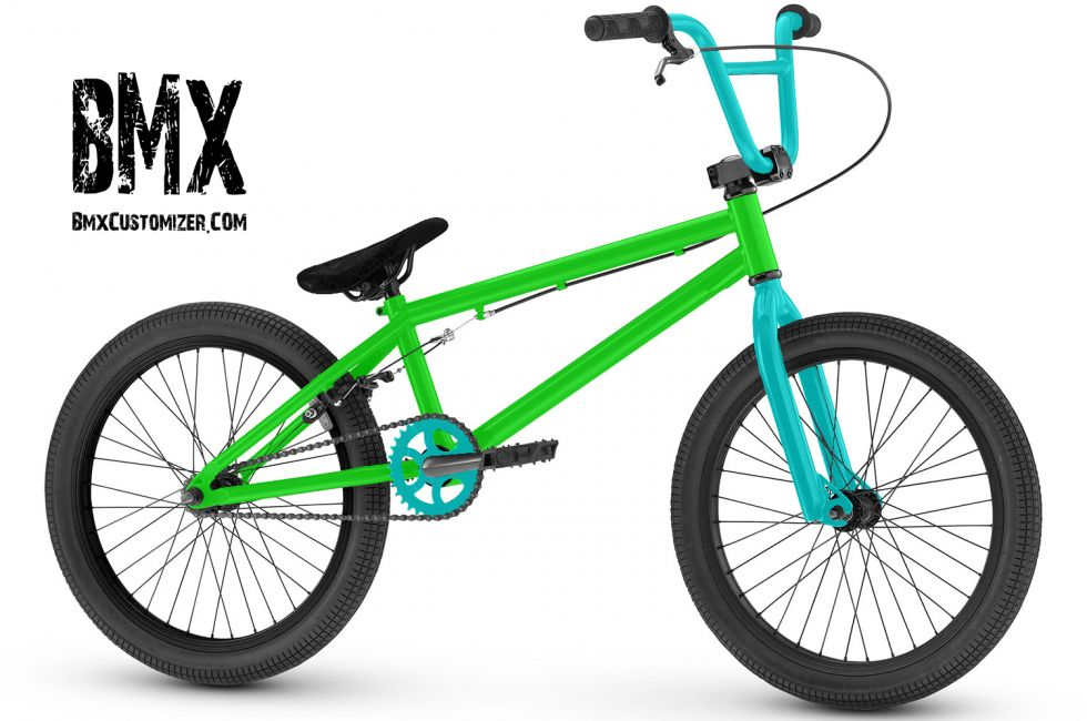 Customized BMX Bike Design 263538