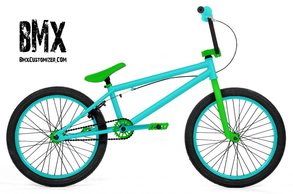 Customized BMX Bike Design 265506