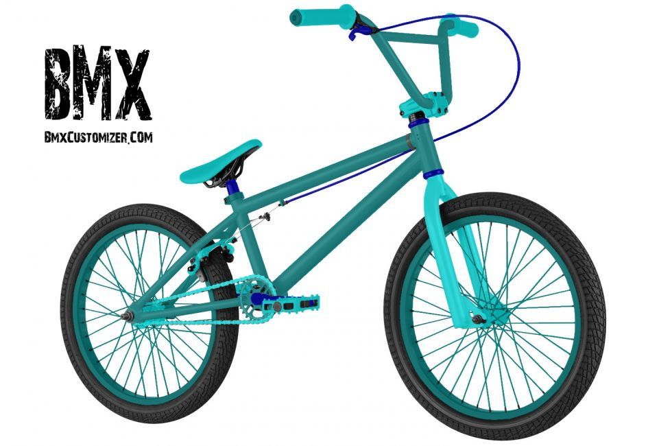 Customized BMX Bike Design 266634