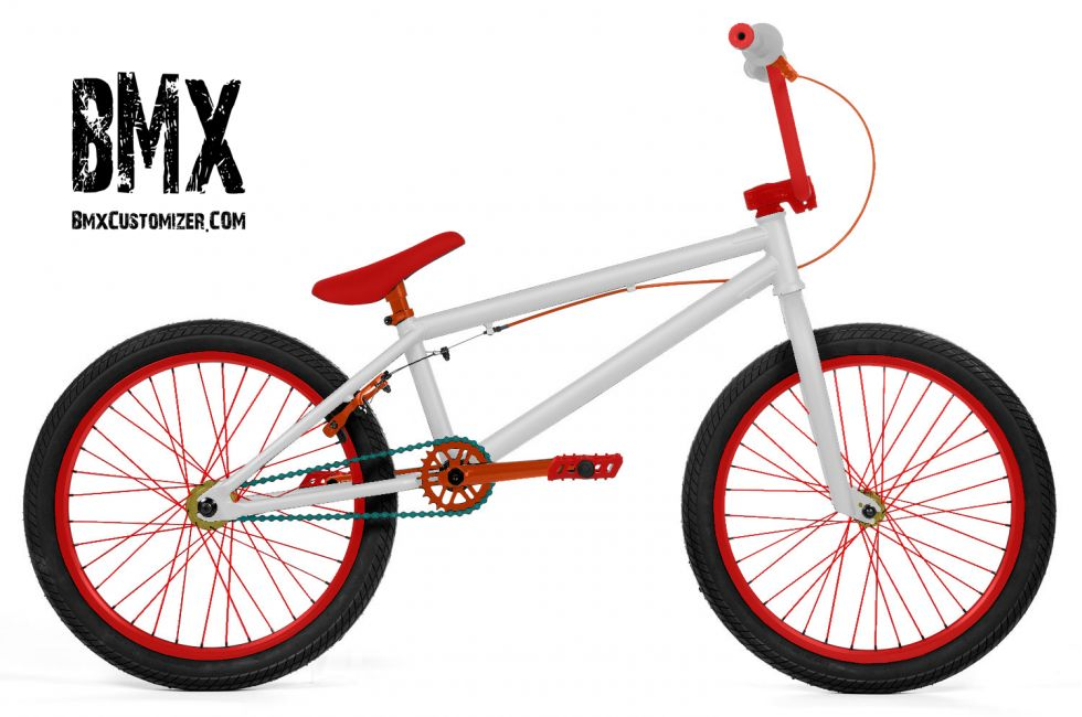 Customized BMX Bike Design 267103