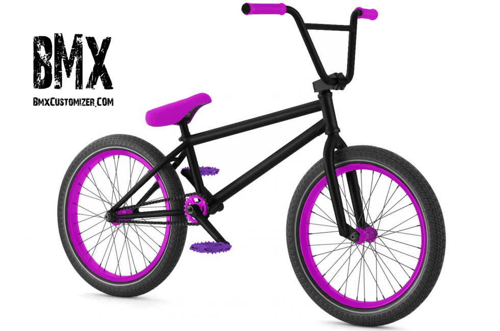 Customized BMX Bike Design 267274