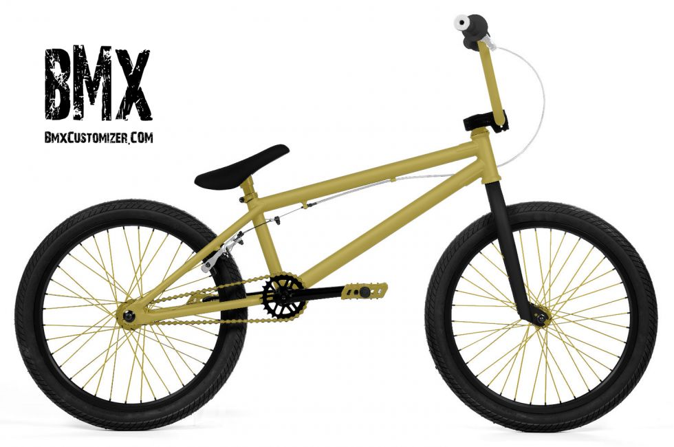 Customized BMX Bike Design 268326