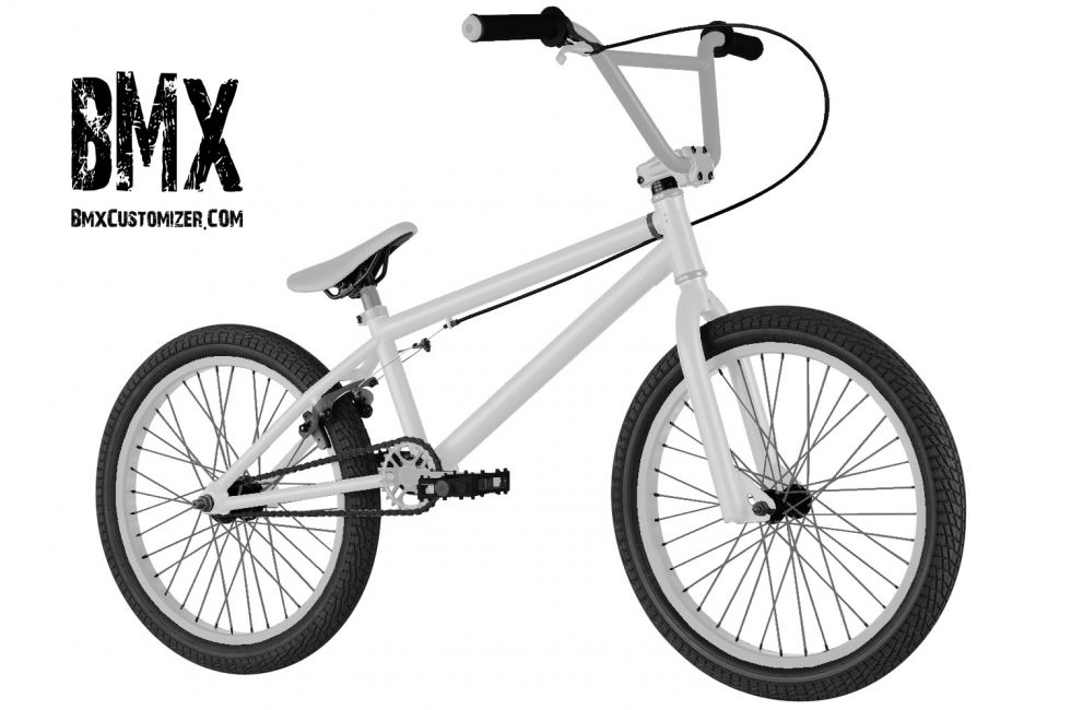 Customized BMX Bike Design 269344