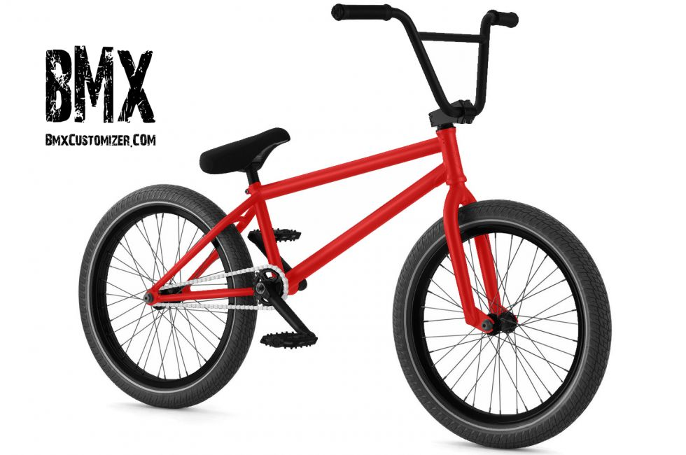 Customized BMX Bike Design 269797