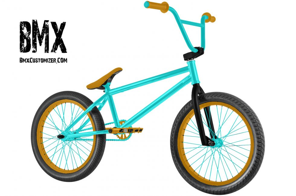 Customized BMX Bike Design 270659