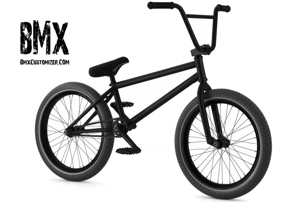 Customized BMX Bike Design 270793