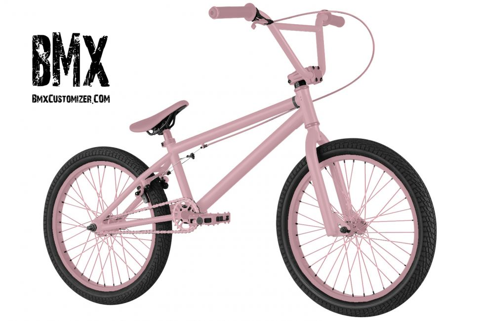 Customized BMX Bike Design 271348