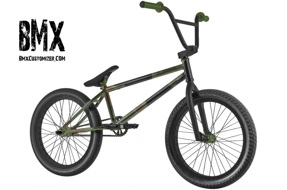 Customized BMX Bike Design 271509