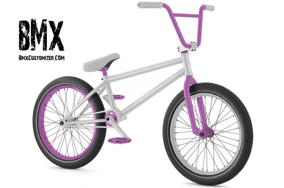 Customized BMX Bike Design 271716