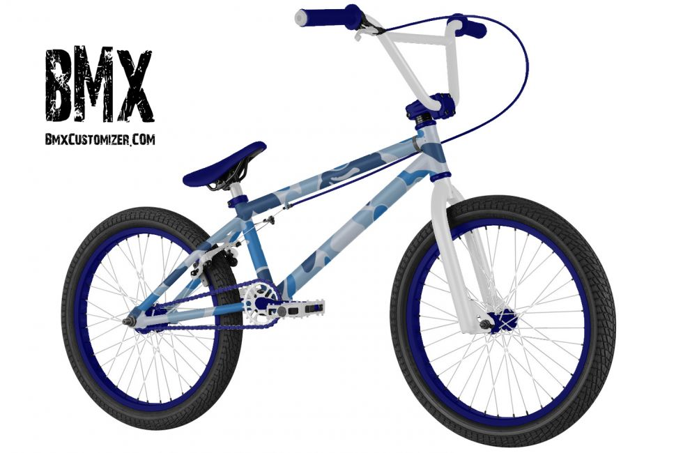 Customized BMX Bike Design 272006