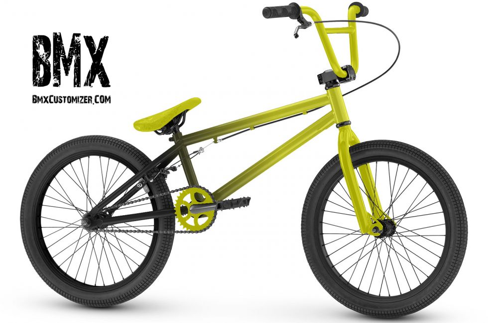 Customized BMX Bike Design 272189
