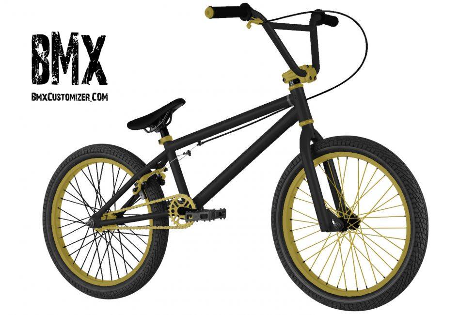 Customized BMX Bike Design 272369