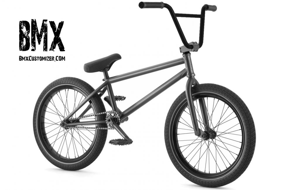 Customized BMX Bike Design 272391