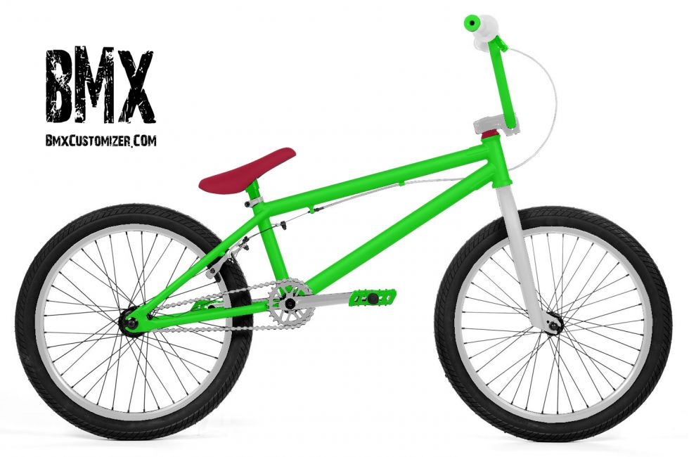 Customized BMX Bike Design 272626