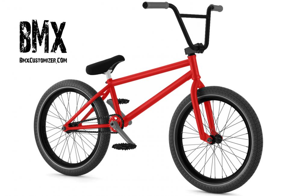 Customized BMX Bike Design 272750