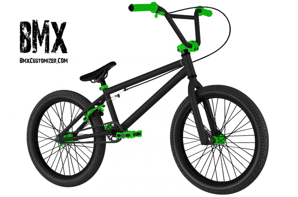 Customized BMX Bike Design 272782